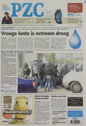 Provinciale Zeeuwse Courant 2011-04-16