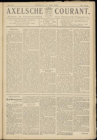 Axelsche Courant 1937-05-11
