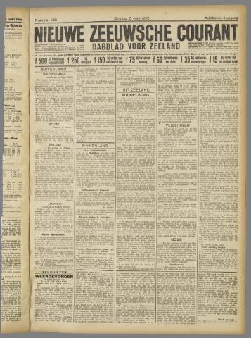 Nieuwe Zeeuwsche Courant 1922-06-06