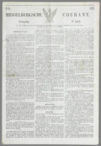 Middelburgsche Courant 1872-04-17
