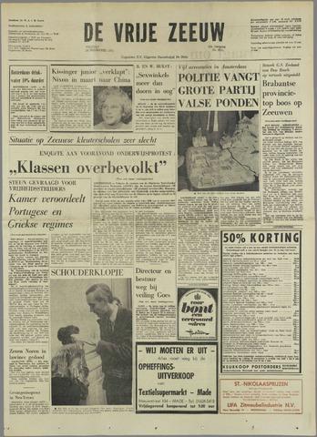 de Vrije Zeeuw 1971-11-26