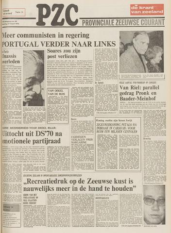 Provinciale Zeeuwse Courant 1975-03-17