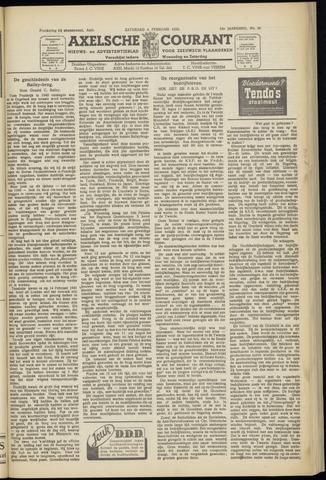 Axelsche Courant 1950-02-04