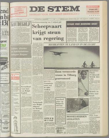 de Stem 1976-04-24