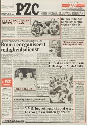 Provinciale Zeeuwse Courant 1985-08-26