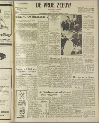 de Vrije Zeeuw 1962-03-08