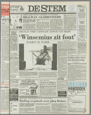 de Stem 1985-10-29
