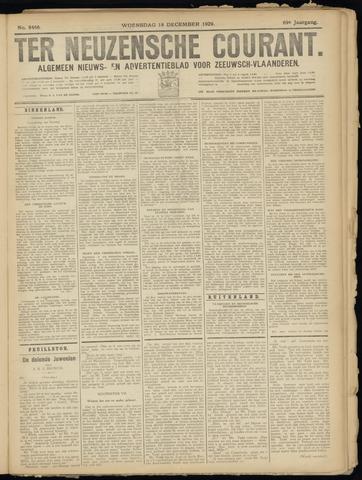 Ter Neuzensche Courant. Algemeen Nieuws- en Advertentieblad voor Zeeuwsch-Vlaanderen / Neuzensche Courant ... (idem) / (Algemeen) nieuws en advertentieblad voor Zeeuwsch-Vlaanderen 1929-12-18