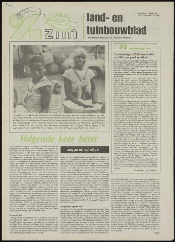 Zeeuwsch landbouwblad ... ZLM land- en tuinbouwblad 1990-05-11