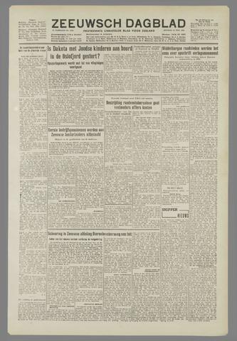 Zeeuwsch Dagblad 1949-11-22