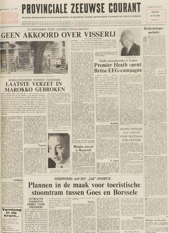 Provinciale Zeeuwse Courant 1971-07-13