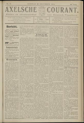 Axelsche Courant 1924-12-23