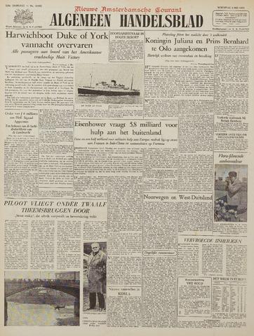 Watersnood documentatie 1953 - kranten 1953-05-06