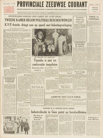Provinciale Zeeuwse Courant 1964-10-07