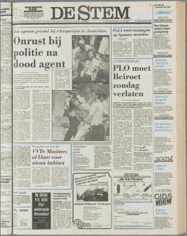 de Stem 1982-08-07