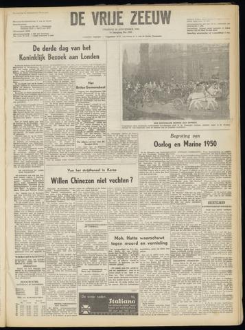 de Vrije Zeeuw 1950-11-24