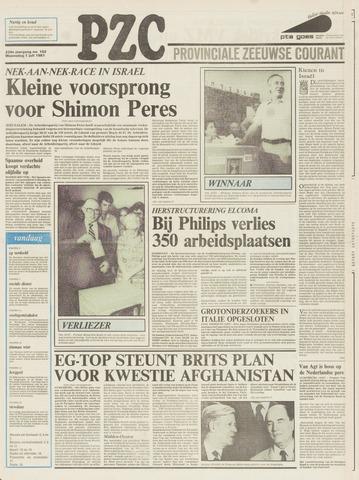 Provinciale Zeeuwse Courant 1981-07-01