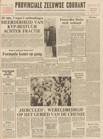Provinciale Zeeuwse Courant 1966-10-20