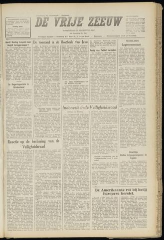 de Vrije Zeeuw 1947-08-27