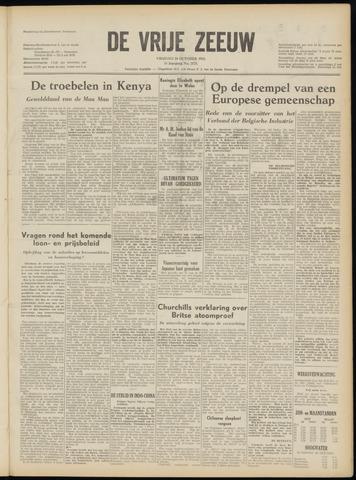 de Vrije Zeeuw 1952-10-24