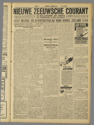 Nieuwe Zeeuwsche Courant 1929-01-19