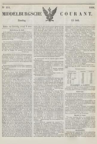 Middelburgsche Courant 1866-07-15