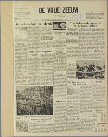 de Vrije Zeeuw 1962-07-02