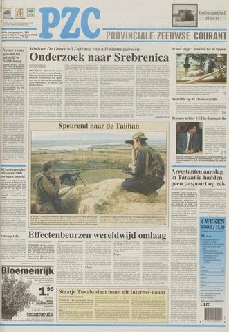 Provinciale Zeeuwse Courant 1998-08-12