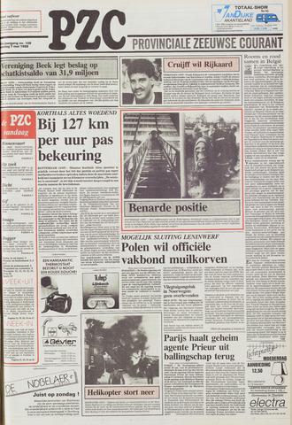 Provinciale Zeeuwse Courant 1988-05-07