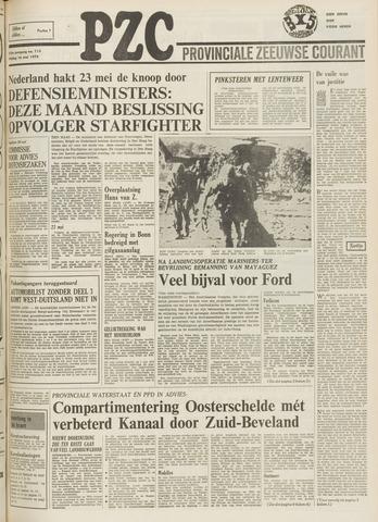 Provinciale Zeeuwse Courant 1975-05-16