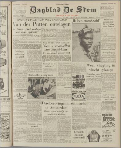 de Stem 1961-11-28
