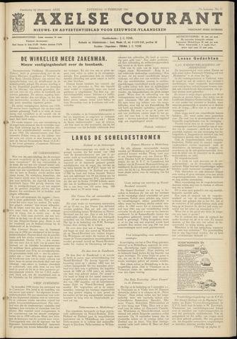 Axelsche Courant 1961-02-18