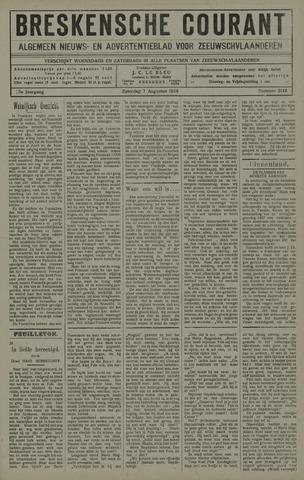 Breskensche Courant 1926-08-07