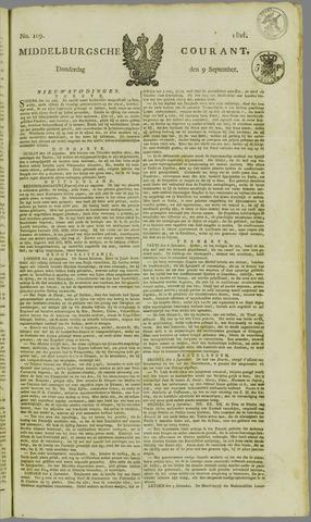 Middelburgsche Courant 1824-09-09