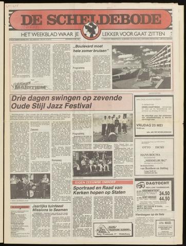 Scheldebode 1984-05-23