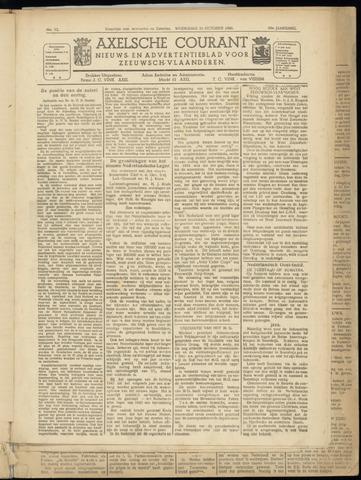 Axelsche Courant 1945-10-31
