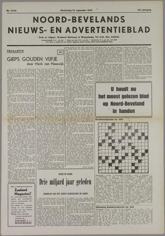 Noord-Bevelands Nieuws- en advertentieblad 1976-09-16