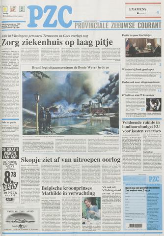 Provinciale Zeeuwse Courant 2001-05-08
