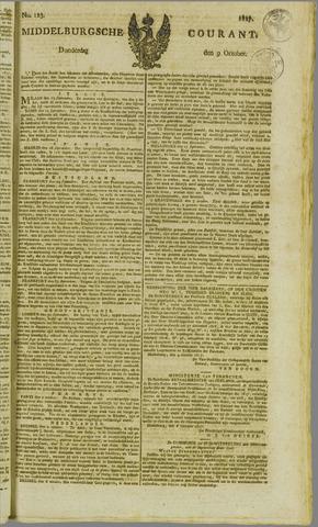 Middelburgsche Courant 1817-10-09