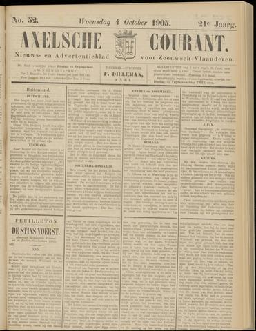 Axelsche Courant 1905-10-04