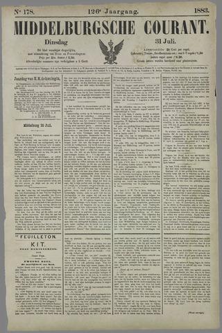 Middelburgsche Courant 1883-07-31