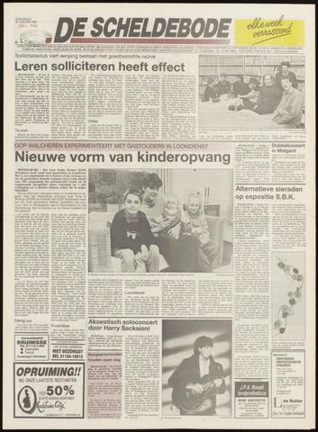 Scheldebode 1991-01-30