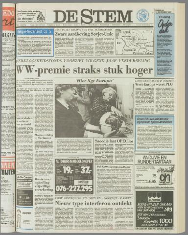 de Stem 1985-10-15