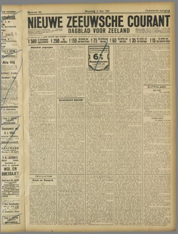 Nieuwe Zeeuwsche Courant 1921-05-02