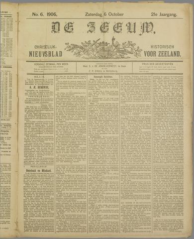 De Zeeuw. Christelijk-historisch nieuwsblad voor Zeeland 1906-10-06