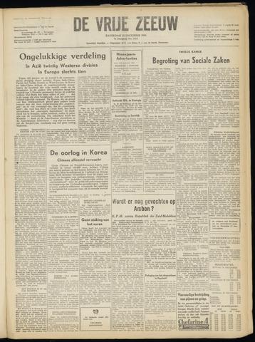 de Vrije Zeeuw 1950-12-23