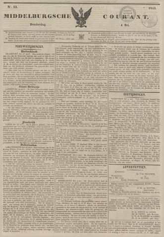 Middelburgsche Courant 1843-05-04