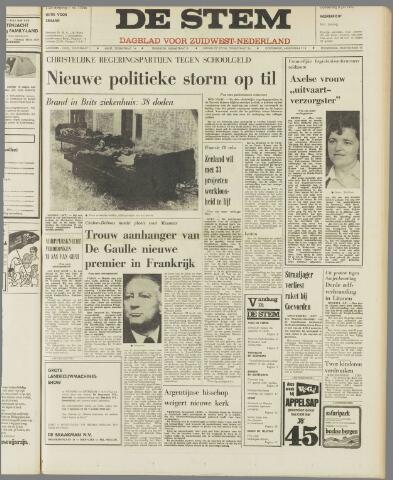de Stem 1972-07-06