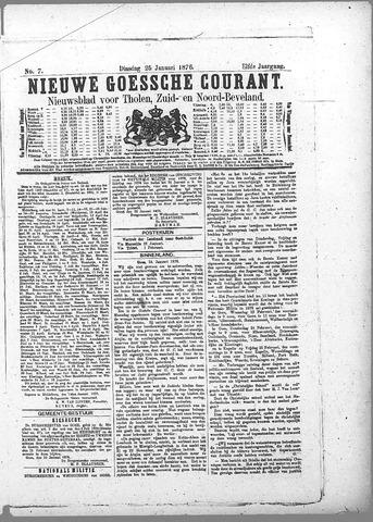 Nieuwe Goessche Courant 1876-01-25