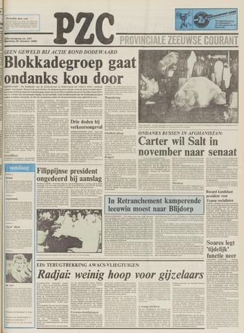 Provinciale Zeeuwse Courant 1980-10-20